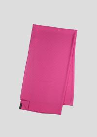 pink tiny polka dot scarf